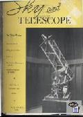 Sky and Telescope 1942 Cover