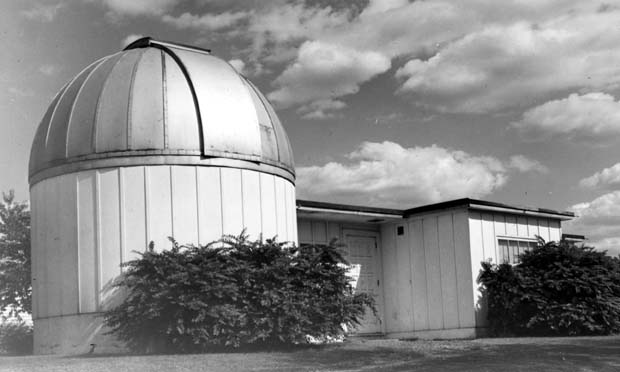 The Observatory, circa 1942.