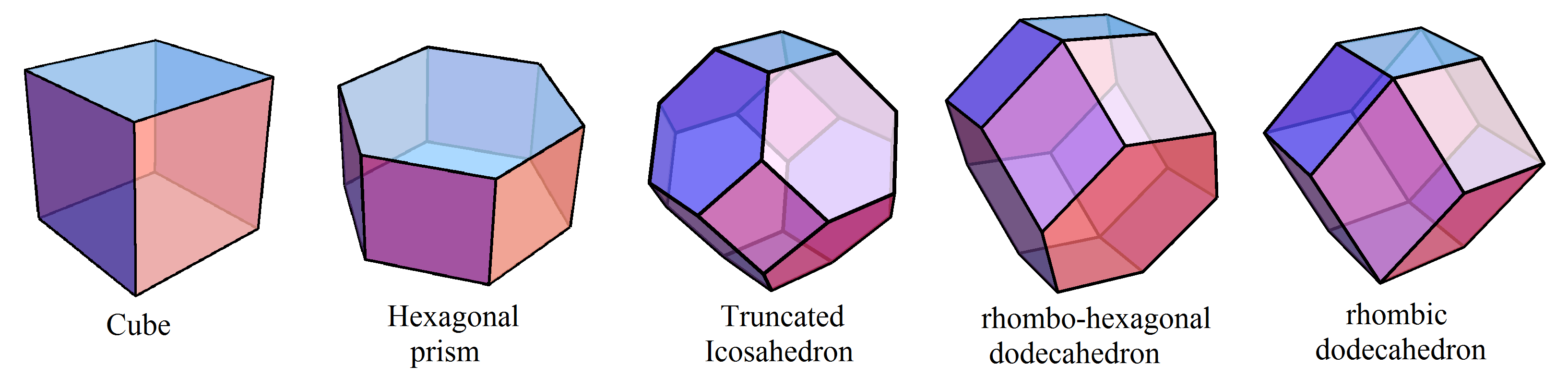 special_space_filling_polyhedra